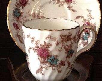 Vintage Minton Demitasse Cup and Saucer