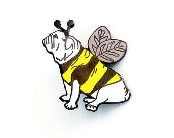Honeydawg Enamel Pin