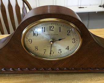 Art Deco GE General Electric Mantel Clock
