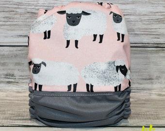 Layer washable soft sheep