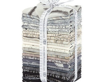 Just in!  26 FQ Bundle Chalk and Charcoal Collection by Jennifer Sampou FQ-1341-24