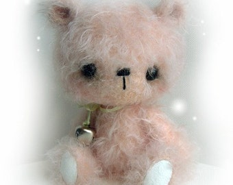 PETRA - OOAK artist bear epattern by Jenny Lee of jennylovesbenny bears PDF