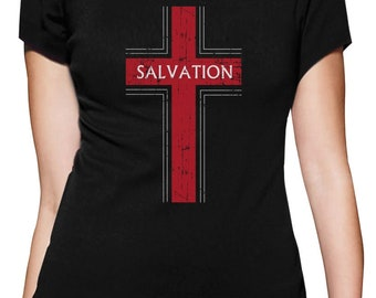 Salvation Christian Fashion Gifts Women T-Shirt
