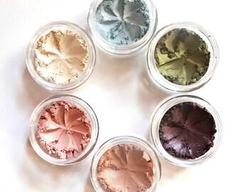 Elemental Beauty Mineral Eyeshadow and Eyeliner in 2 in 1