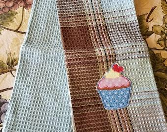 2 pack dishcloths waffle weave