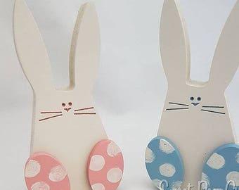 Easter bunny, Egg Holder, Easter Gift, Chocolate Egg Holder, First Easter, Celebration,