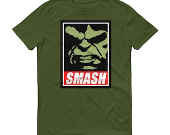 Hulk Smash - Men's T-shirt