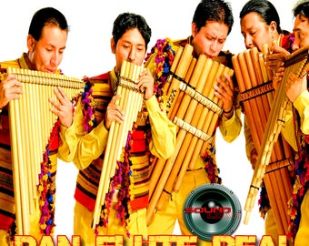 Pan Flute Real - Original WAVE/NKI Multi-Layer Samples Library on DVD or foe download