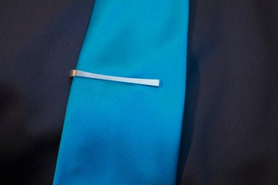 Top Curve Tie Clip