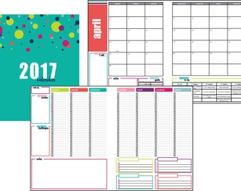 Beachbody Coach 2018 Planner