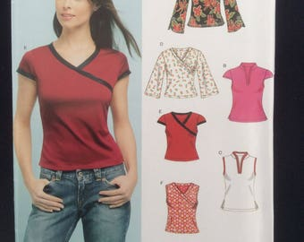 New Look 6405 top Pattern