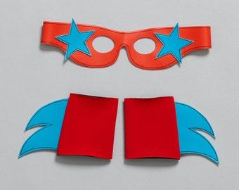 superSTAR mask & cuff set
