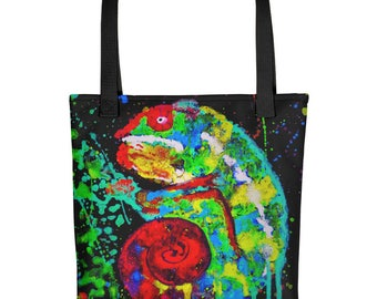 Colorcomotion Acrylic Tote bag