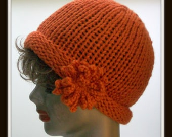 HAT WOMEN KNITTED   Woman Beanie Slouch Cloche  Hat Women Head  Cover Xmas Gift