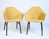 Eames chairs - a pair...