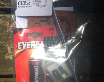 Noise! DIY kit 9v