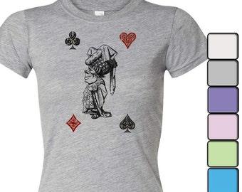 Alice in Wonderland T-shirt, Alice in Wonderland Shirt - Women's Shirt Tee, Alice in Wonderland by Lewis Carroll Shirt, Duchess