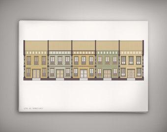 Classical Contemporary Malaysian shop facade (FMYW6D1CA657)