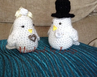 Mr and Mrs Dove