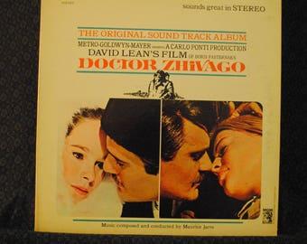 Doctor Zhivago Original Soundtrack Record LP Album