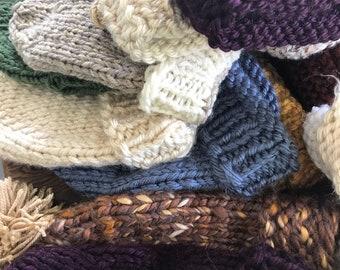 Knit Hat (chunky yarn)