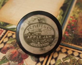 Vintage Knobs Confection Apple Jam