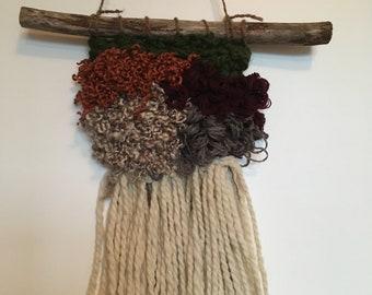 makatka wool decor