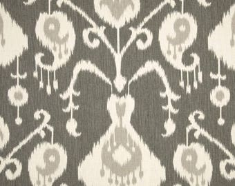 Java Pewter, Magnolia Home Fashions - Cotton Upholstery Fabric By The Yard