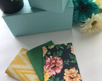 Floral Pocket Size TN inserts