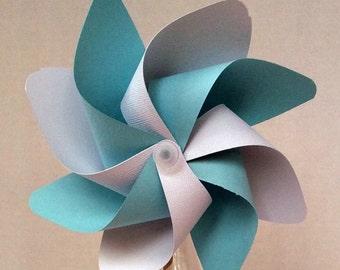 Pinwheel, Baby Cakes Bi-Color Pinwheel