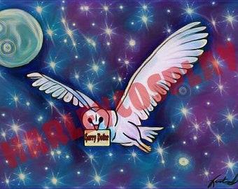 Hedwig print