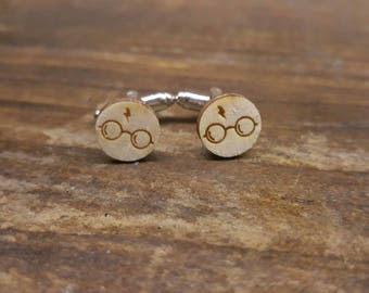 Harry Potter Cuff Links