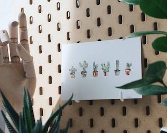 Postcard |  Cactus Love