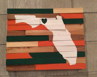Ready to Ship - College Wall Hanging - Florida A&M University
