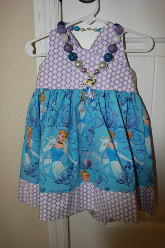 Cinderella Princess Dress, Disney Princess Dress. Handmade Dress, Cinderella Birthday Dress, Baby Princess outfit, Toddler Princess Dress