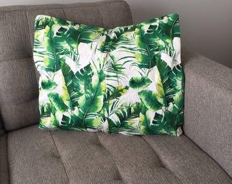 Large tropical cushion