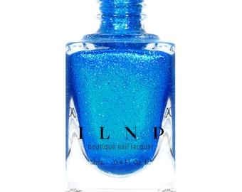 Blueprint - Electric Blue Ultra Metallic Bright Nail Polish