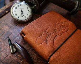 "The ""Wardori"" Traveler's Notebook"