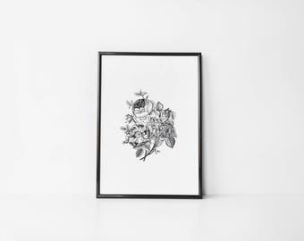 Bouquet 5 | Art Prints