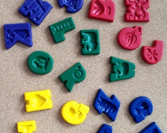 Alphabet Crayons- Names or Words