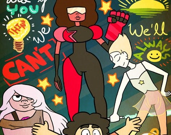 We Are the Crystal Gems