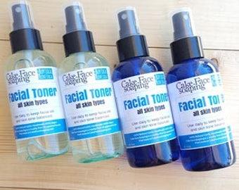 Hydrating Skin TONER with nourishing rose petal water