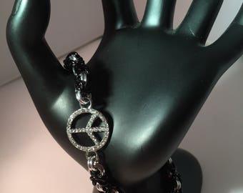Byzantine Peace Design Bracelet