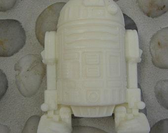 R2D2 in Shea Butter Soap - Star Wars Inspired Soap