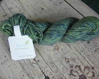 Terra-Nettle Merino Baby Alpaca Silk yarn