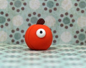 Mini Pumpkin Timid Monster