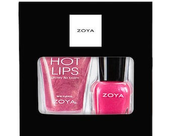 Zoya Color Cube: Kiss at Midnight