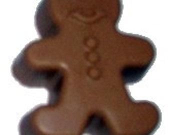Gingerbread Man Soap Bar