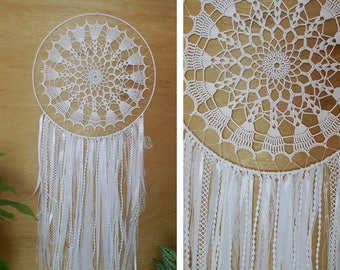 HUGE Doily Dreamcatcher