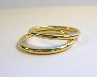 Small Golden Band